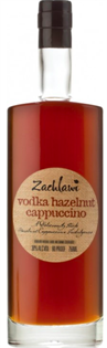 Zachlawi Vodka Hazelnut Cappuccino 750ml